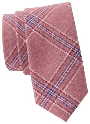 Original Penguin Lindahl Plaid Tie