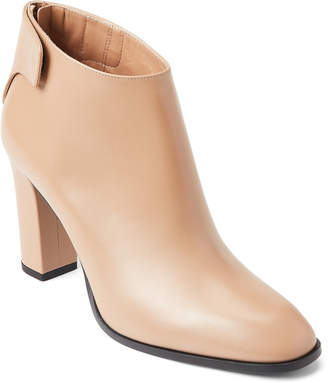 Via Spiga Desert Aston Leather Ankle Booties
