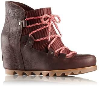 Sorel Womens SandyWedge Boot