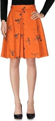 Douuod Knee length skirts - Item 35293205PW