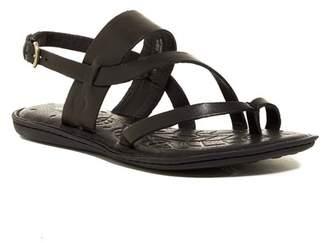 Børn Favignana Leather Sandal