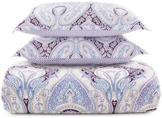 Echo Ivy Paisley Comforter Set, King