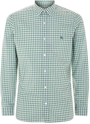 Burberry Stopford Gingham Shirt