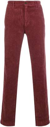 Massimo Alba straight-leg trousers