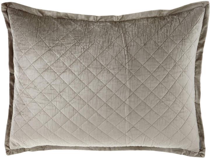 Lili Alessandra Luxe European Chloe Velvet Pillow, 27