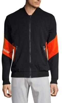 Antony Morato Contrast Fleece Jacket