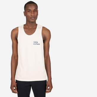 Everlane The 100% Human Pride Unisex Tank in Small Print
