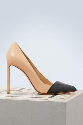 Francesco Russo Asymmetrical pumps