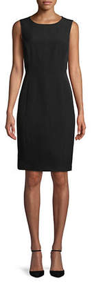 Kasper SUITS Sleeveless Sheath Dress