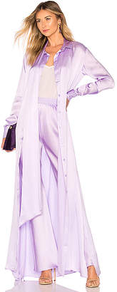 Michael Lo Sordo Trench Dress
