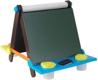 Kid Kraft Tabletop Chalkboard & Painting Easel