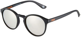 Superdry Sakuru Universal-Fit Plastic Round Sunglasses