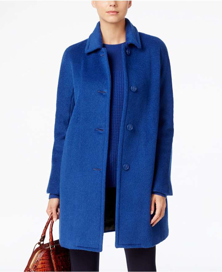 Max Mara Weekend Max Mara Wool-Blend Car Coat