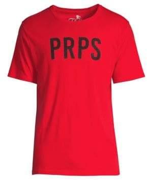 PRPS Cotton Logo Tee