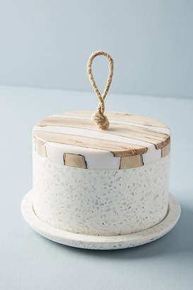 Anthropologie Jacinto Butter Dish