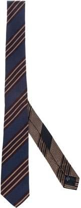 Dries Van Noten Striped Tie