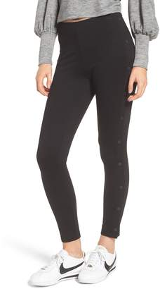 Lysse Snap Track Leggings