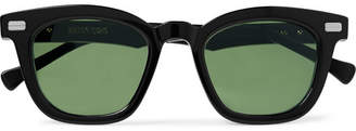 Kowalski Native Sons D-Frame Acetate Sunglasses