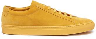 Common Projects 'Original Achilles' suede sneakers