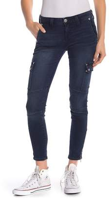 True Religion Cargo Super Skinny Jeans