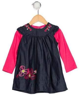 Catimini Girls' Flare Dress