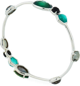 Ippolita Rock Candy 10-Stone Bangle in Enchanted
