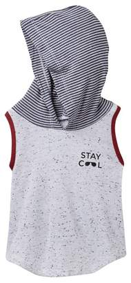 Million Polkadots Stay Cool Hooded Tank Tee (Baby, Toddler, & Little Boys)