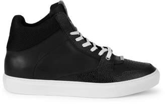 6c9453a5fc Mens Versace High Top Sneakers | over 30 Mens Versace High Top ...