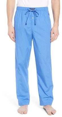 Polo Ralph Lauren Dot Cotton Pajama Pants