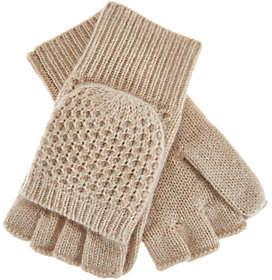 Isaac Mizrahi Live! 2-Ply Cashmere ConvertibleGloves