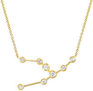 Logan Hollowell Taurus Diamond Constellation Necklace