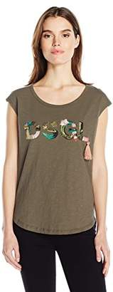 Desigual Women's Utah Knitted Sleeveless T-Shirt