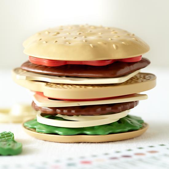 Green Toys Sandwich Shop Set