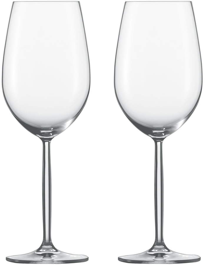 Zwiesel Kristallglas AG Diva Weinglas, Bordeaux (2er-Set)