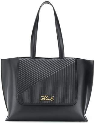 Karl Lagerfeld Open Top Bags For Women Shopstyle Uk