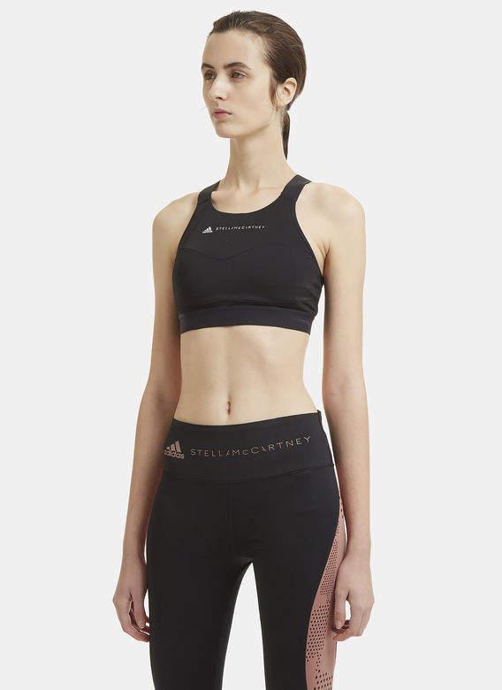 Essential Sports Bra in Black