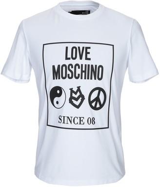 Love Moschino T-shirts - Item 12307199TQ