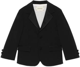 Baby twill jacket $560 thestylecure.com