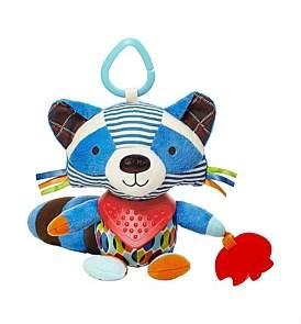 Skip Hop Raccoon Bandana Pals Stroller Toy
