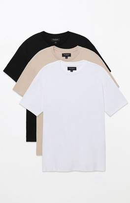 PacSun Three Pack Oversized T-Shirts