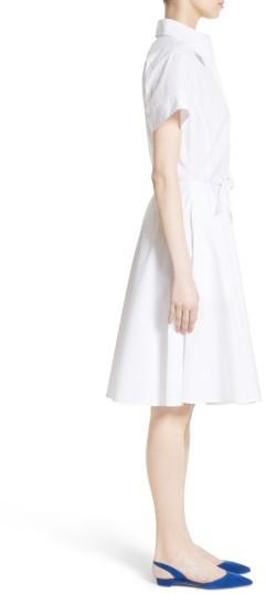Women's Diane Von Furstenberg Cotton Shirtdress 4