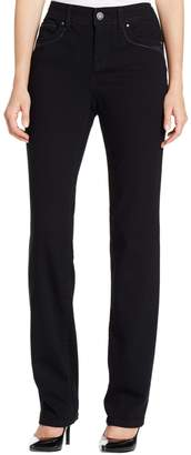 Style&Co. Style & Co. Petite Straight High-Rise Jeans