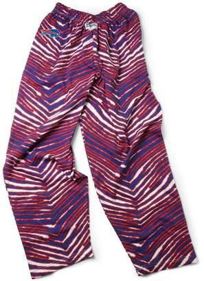 Buffalo David Bitton Bills Zubaz Adult Pants Royal/Red M