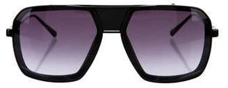 ill.i Optics by Will.i.am Tinted Titanium Sunglasses
