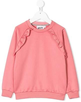 Molo frill detail sweatshirt