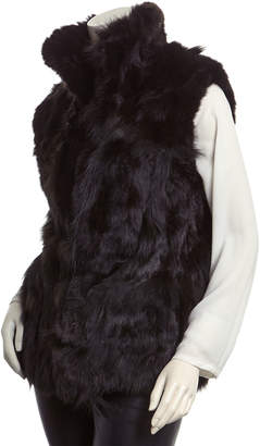 Adrienne Landau Rabbit And Fox Vest