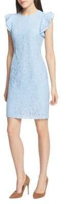 Tommy Hilfiger Essentials Lace Sheath Dress