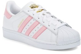 Kid's Adidas Superstar Foundation Sneaker $59.95 thestylecure.com