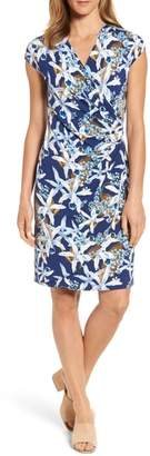 Tommy Bahama Orchid You Not Faux Wrap Dress