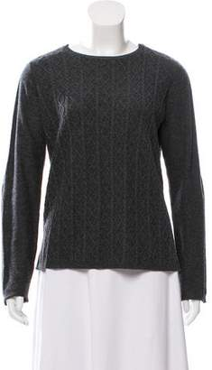 Zadig & Voltaire Rib Knit Wool Sweater